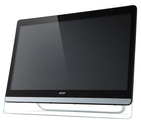 21.5″ Acer HD Monitor with touch technology