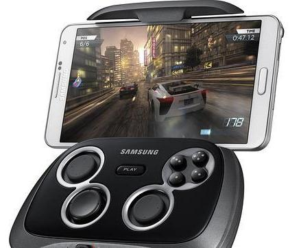 Samsung GamePad: when smartphone is transformed into a console