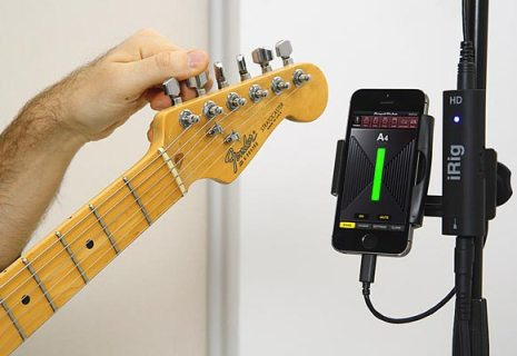 UltraTuner: App for tuning instruments