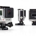 Hero3+: Smallest GoPro camera