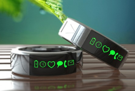 Smarty Ring: A smart ring to control your phone
