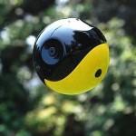 Squito: Tennis ball-shaped camera for panoramic photos