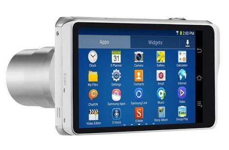 Samsung Galaxy Camera 2: More powerful and with NFC