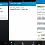 Blackberry 10.2.1 OS update, available worldwide