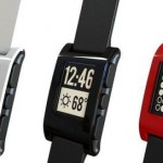 Pebble, the best smartwatch in the market