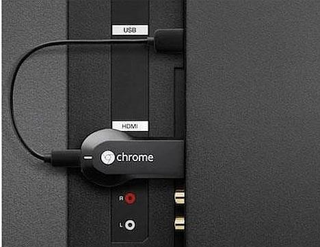 Google prohibits pornography in Chromecast
