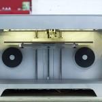 Launch a 3D printer that prints on carbon fiber