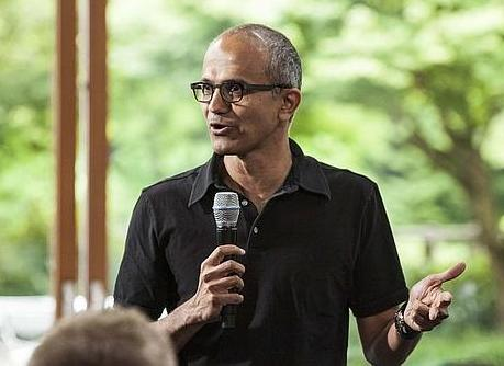 Satya Nadella, the man who stands out as the next Microsoft CEO