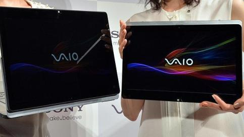 Sony VAIO functioned with Apple OS