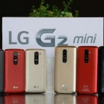 LG G2 Mini: the flagship is made compact
