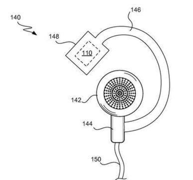 Apple patent headphones that track activity during exercise