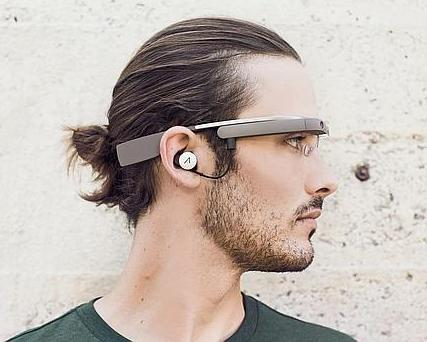 Headache of Google Glass