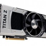Nvidia introduced Titan Z, a video card for $3000