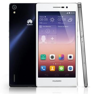Huawei launches Ascend P7, its ultraslim phone to get better selfies