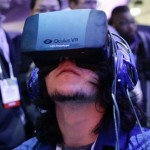 How is the viewfinder of Oculus Rift virtual reality