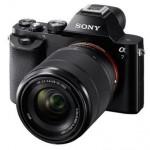 Sony introduced its Alpha a7 24.3 megapixel digital camera