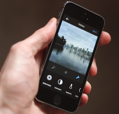 Instagram adds editing tools