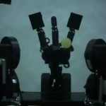 A robotic assistant to have two extra fingers