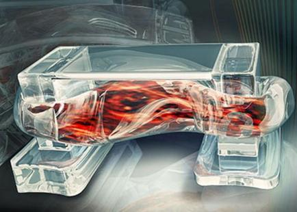 The robots of the future will have artificial muscles