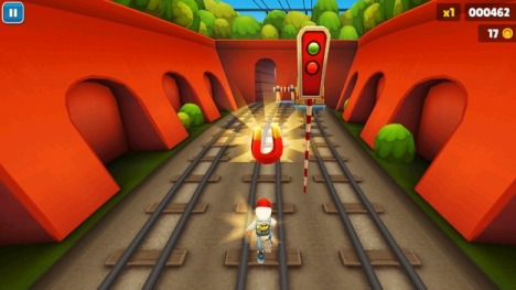 Tricks to play Subway Surfers