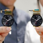 LG follows in the footsteps of Motorola and announce a smart watch with round screen