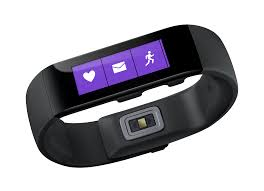Cloud based fitness band of Microsoft