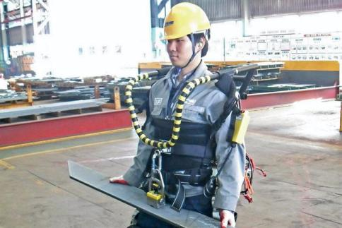 robotic suits