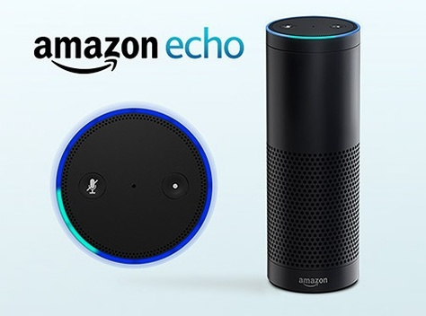 Amazon Echo: half wireless speaker, half digital assistant