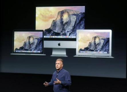 Apple revamped its iMac computer with Retina display