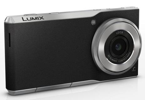 Panasonic CM1: compact camera or smartphone?