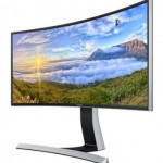 Samsung presents ultra widescreen curved monitor