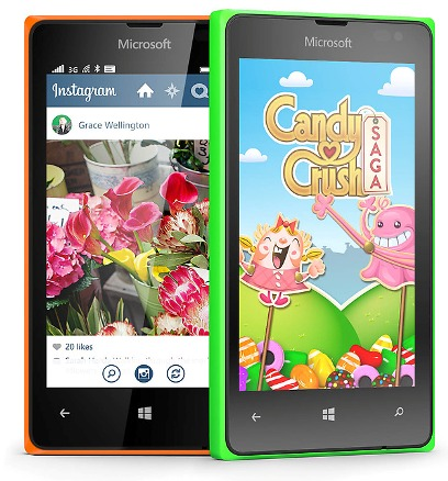 Microsoft Lumia 435 and Lumia 532, all the information ...
