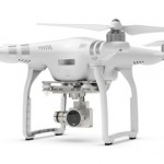DJI Phantom 3: 4K recording reaches its most popular drone