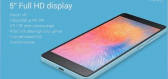 Xiaomi Mi4i: looking for the best mid-range specifications at an aggressive price