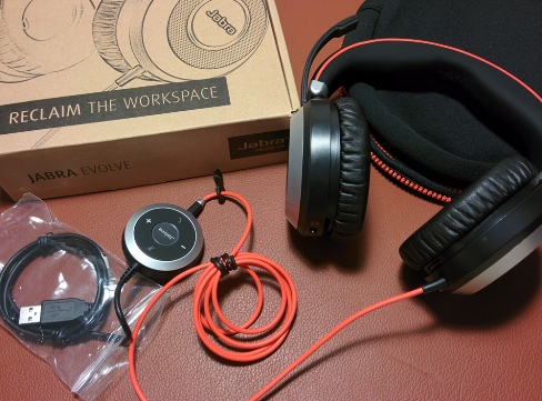 Jabra Evolve 80 Professional Headphones For A Maximum Concentration Teched Out