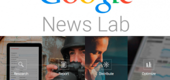 Google launched online lab to train journalists