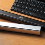 LG Rolly: Portable keyboard that wraps