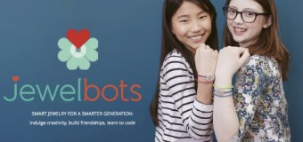 Jewelbots: Bracelet that teaches girls the magic of programming