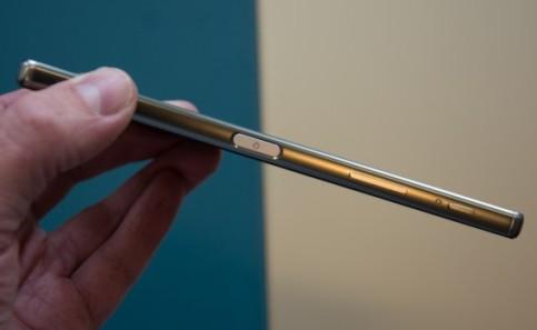 sony xperia z5 fingerprint reader