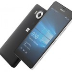 The Lumia 950 and its official