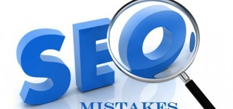 Common mistakes in SEO campaigns