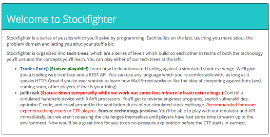 stockfighter