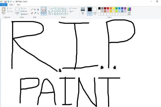 retirement for classic paint